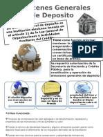 AGD y Casas de Cambio