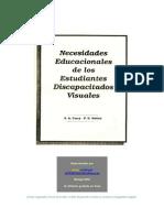 Necesidades Educacionales de los Estudiantes Discapacitados Visuales