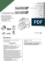 Manual Fujifilm s6500fd in Limba Romana
