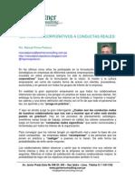 l7 de Valores Corporativos a Conductas Reales