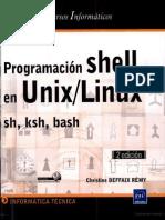 Programacion Shell en UnixLinux