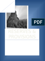 reservesprovisions