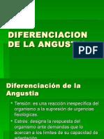 Diferenciacion de La Angustia