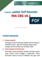 Panduan Patch Update Tarif