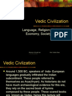 Vedic Civilization