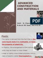 Unit 5 Advanced Materials