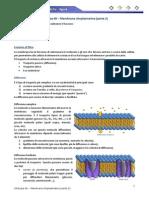 Citologia 06 - Membrana Citoplasmatica (Parte 2)