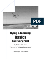 Flying and Learning Basics for Every Pilot