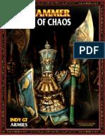 Warhammer Fantasy Battles - Warhammer Armies - EnG - Dwarfs of Chaos