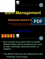 Burn Management :