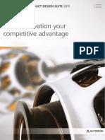 Product Design Suite 2015 Brochure - A4