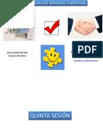 5a. Sesión CEST. 2015