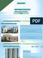 Pre-Launch Neelkanth Woods by T Bhimjyani Realty