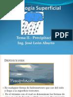 1. Precipitación