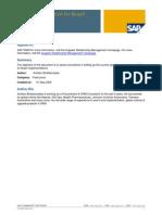 EBP Customization for Brazil Localization