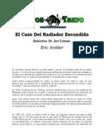 Ambler, Eric - El Caso Del Radiador Escondido