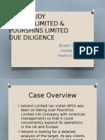 Due Diligence Case