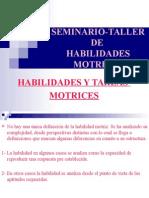 (8) S.T.H.M. Habilidades y Tareas Motrices (2)