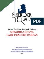 6.Misteri Hilangnya Lady Frances Carfax