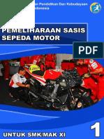 Pemeliharaan Chasis SMT1 (XI)