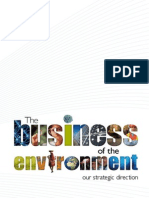 The Business of the Environment