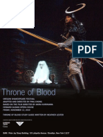 BAM Study Guide Throne of Blood