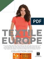 Textile Europe 2015