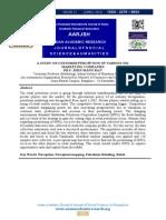 A Study On Customer Perception Of Various Oil Marketing Companies