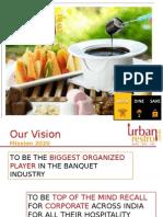 UrbanRestro Corporate Deck