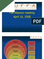 meeting speaker slides