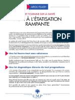 2015-03-16 - Argumentaire Ump - Sante