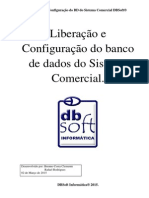 MAN 01 - Manual de Liberação e Configuração Do Banco de Dados Do Sistema Comercial