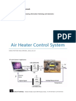 Air Heater Control System
