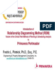 Fredic L Plotnick - Relation Diagramming Method (RDM)