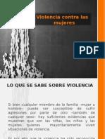 Violencia Contra Mujeres