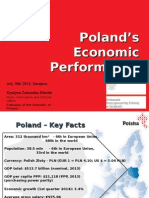 POLANDS ECONOMY Prepared by Polish Embassy in Sarajevo_07 14 2014