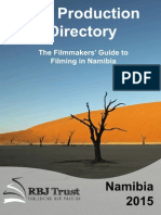 Film Production Directory 2015