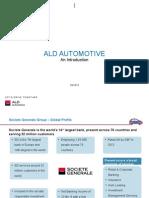 ALD India- Introduction Presentation