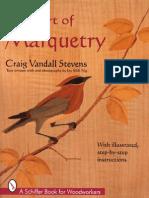 Craig Vandall Stevens, Joy Shih Ng - The Art of Marquetry
