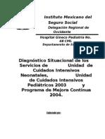 Trabajo Imss (2003)
