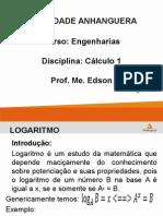 Logaritmo e Função Logaritmica