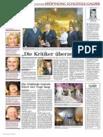 Vorab-Eröffnung der Schlössle-Galerie