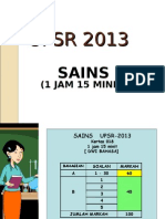 SAINS UPSR 2013.ppt