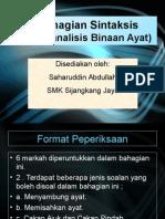 analisis binaan ayat.ppt