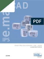 IPS E.MAX CAD