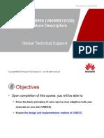 Training Document GBSS13.0 BSC6900(V900R013C00) VAMOS Feature Description-20110512-A-1.0