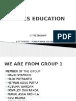 Civics Education