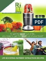 Nutribullet Manual