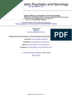 2014_J Geriatr Psychiatry Neurol 2014
