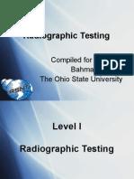 RT Level I basic